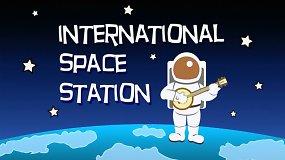Nuotaikingas NASA animacinis filmas apie TKS
