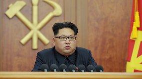 Šiaurės Korėja suėmė JAV studentą