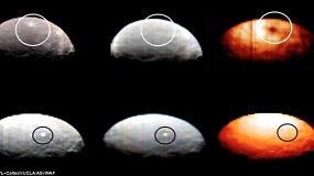 Mokslininkai įminė nykštukinės Cereros planetos baltų dėmių paslaptį