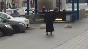 Maskvos gatvėse auklė vaikščiojo su nužudyto vaiko galva rankose (N-18)