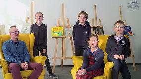 Tarptautinė vaikų knygos diena: knygų veikėjai tarp mūsų