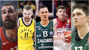 """""""Ginčas"""": kas yra geriausias Lietuvos krepšininkas?"""