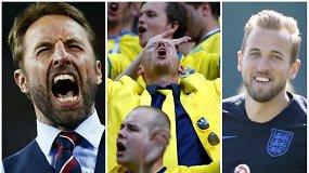 """""""Vieni vartai"""": prakeiksmą panaikinę anglai, pasaulį nustebinę švedai ir """"go Kane'as"""""""