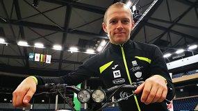Guinnesso rekordo šturmas: dviratininkas Saulius Speičys bandys elektriniu dviračiu viena įkrova nuvažiuoti ilgiausią atstumą