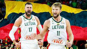 """""""Ginčas"""" dėl olimpinės atrankos Lietuvoje: ar namų sienos padės ir atsipirks?"""