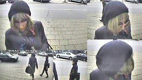 Vilniuje neteisėtai banko kortele pasinaudojusi moteris