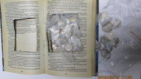 Siaubo knygos puslapiuose – sidabrinių monetų lobis