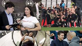 """""""Vieni vartai"""": seksizmo skandalas LFF taurėje ir neįtikėtina Čempionų lyga"""