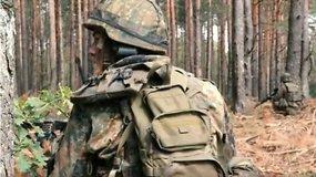"""Didžiausių metų karinių pratybų """"Geležinis Vilkas"""" finalinė operacija"""