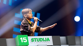 """""""Lietuvos balsas. Vaikai"""" nugalėtojas Matas – apie staigų populiarumą, būsimą kelią ir darbą su Monika Marija"""