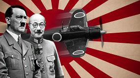 Nepaprasta II pasaulinio karo istorija: nacių ir japonų planas pulti Ameriką