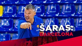 """Barselonos TV garsenybė apie Šarą: """"Jis geriausias ir mes turime laimėti viską"""""""