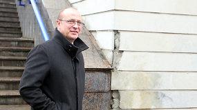 Ričardas Malinauskas atvyko į apklausą Specialiųjų tyrimų tarnyboje Kaune