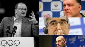 """""""Ginčas"""": kaip FIBA vadovo netektis pakeis pasaulio krepšinį?"""