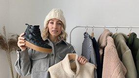 Aprangos deriniai žiemą: ką rengtis, kad būtų patogu ir išliktumėte stilinga?