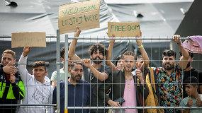 Migrantų apgyvendinimo planai – veiks keli centrai, pažeidžiamiausias grupes įkurdins atskirai
