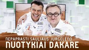 Speciali laida: Nepaprasti Sauliaus Jurgelėno nuotykiai Dakare