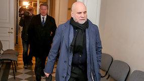 Aukščiausiasis Teismas išteisino dėl korupcijos nuteistus R.Paksą ir G.Vainauską
