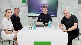 """""""Eurovizijos"""" apžvalga su Monique, Samu ir Arnoldu Lukošiumi: kas nustebino profesionalus?"""