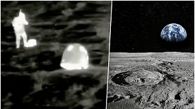 Į Žemę sėkmingai sugrįžo Kinijos kapsulė, surinkusi Mėnulio grunto pavyzdžių
