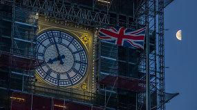 """Galutinis sprendimas dėl """"Brexit"""" - Jungtinė Karalystė išstoja iš ES"""