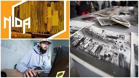 Simpoziumas NIDA 2019: trimačiai fotografijos tyrinėjimai ir archyvų radiniai