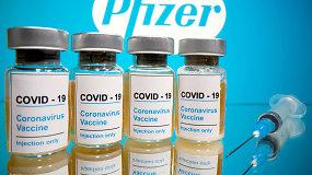 Jungtinė Karalystė tapo pirmąja šalimi pasaulyje, leidusia naudoti vakciną nuo COVID-19 – skiepyti pradės jau kitą savaitę