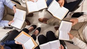 Skaitytojų klubai: ką jie skaito ir kur juos rasti