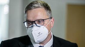 Lietuvos banko valdybos pirmininkas V.Vasiliauskas apžvelgia šalies ekonomikos padėtį