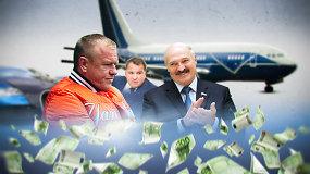 """15min tyrimas: išskirtinis lėktuvas atskleidė lietuvį milijonierių """"incognito"""""""
