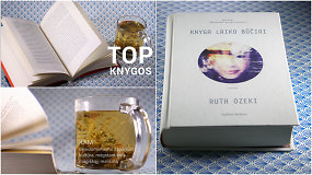 Sausio mėnesio TOP knygos
