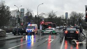 Autobuso avarija Žvėryne