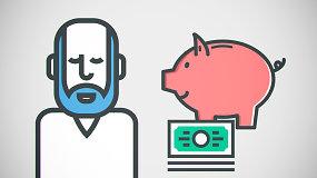 Ką reikia žinoti apie sukauptos pensijos išmokėjimą?