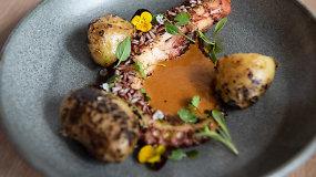 """30 geriausių restoranų. 10 vieta: pirmąjį 10-uką antrus metus iš eilės pradedantis restoranas """"Gaspar's"""""""