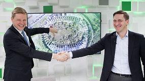 Dainius Kreivys ir Remigijus Šimašius: stadionas ne raketų mokslas, bet kas jį pastatys