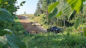 Baltarusija kaltina Lenkiją gabenus į pasienį migrantus