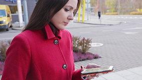 Sveiko gyvenimo iššūkis. 3 mobilios programėlės sveikesniam gyvenimui
