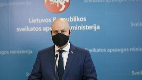 Iš SAM – Lietuvoje patvirtinti trys nauji koronaviruso atvejai, du iš jų įvežtiniai