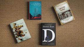 15min knygos 2018: skaitytojų išrinkti penketukai