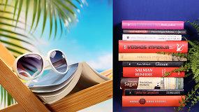 TOP 10 knygų vasaros atostogoms