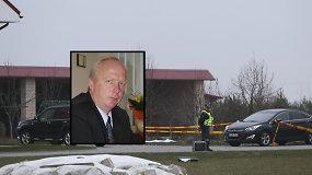 Kraupus radinys: Šalčininkų vicemeras A.Andruškevičius ir dar vienas vyras – negyvi su šautinėmis žaizdomis