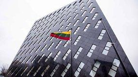 Generalinėje prokuratūroje – spaudos konferencija dėl Baltarusijos priverstinai nutupdyto lėktuvo