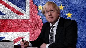 """""""Brexit"""" įsigaliojo: kaip atrodys savarankiška Didžioji Britanija ir ką svarbiausia žinoti kiekvienam?"""