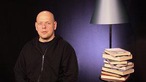 Gabrielius Liaudanskas-Svaras: kartais man gaila žmonių, kurie neskaito knygų