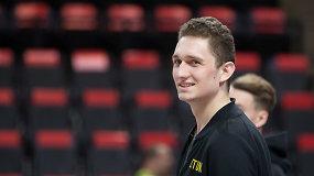 """""""Ginčas"""": """"Žalgirio"""" talento ateitis – Šiauliai, Kaunas ar NBA?"""