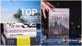 Lapkričio mėnesio TOP knygos