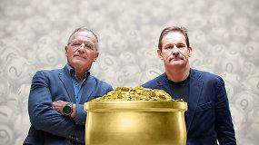 15min tyrimas: aukso puodžiai – tikrieji olimpinės loterijos čempionai