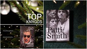 TOP10: vertos dėmesio gruodžio knygos