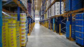"""""""Lidl"""" logistikos centras – išskirtinis pramoninis pastatas Baltijos šalyse"""