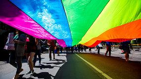 Baltic Pride: spalvingi ir besišypsantys žmonės prašė tolerancijos ir lygių teisių